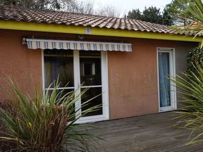 Photo for Villas Du Lac 5 - Quality 2 Bed Villa at Atlantic Ocean, South West France