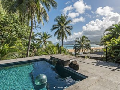 Photo for Luxury Ocean Front Home With Pool