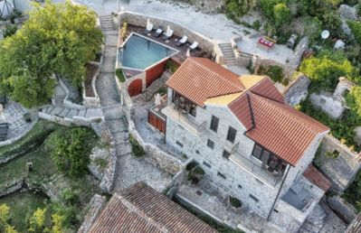 Photo for Charming Stone Villa with five junior suites