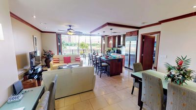 Photo for Come Home to This Spacious and Open Hawaiian Beach Villa