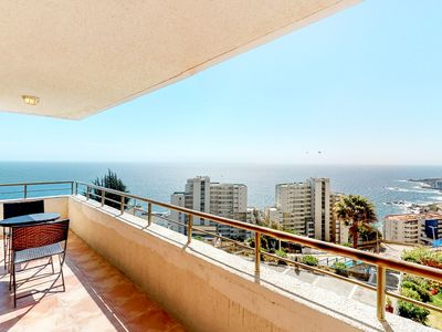Photo for Family apartment with shared indoor & outdoor pools, walk to the beach!