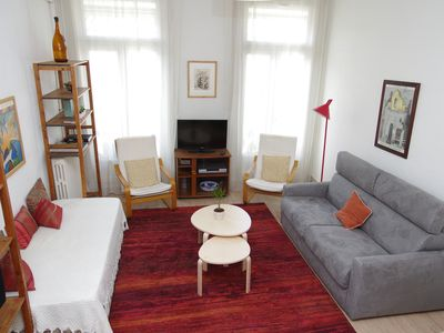 "Photo for comfortable apartment ""Orfeo"" downtown Montpellier"