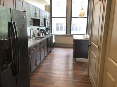 Photo for 2 Bedroom Apartment Minutes to the Convention Center!