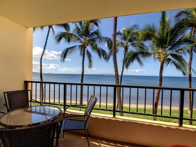Photo for Amazing 1 Bdrm Beach Front Condo - Starting @ $180.00/night - Sugar Beach #330
