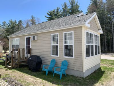 Photo for Beautiful cottage w/Sun Room. Neighboring cottage available . HomeAwayID 7681459