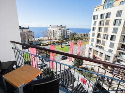 Photo for Balcony with Seaview