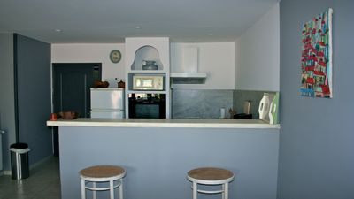 Photo for Apartment in large provencal farmhouse