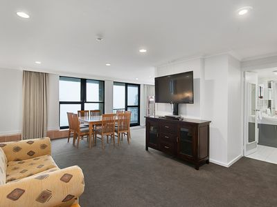 Photo for Mt Buller Chalet Apartment 300 - Ski In Ski Out