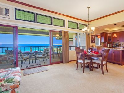 Photo for Vacation in luxury with elegant interiors and ocean views of your dreams!