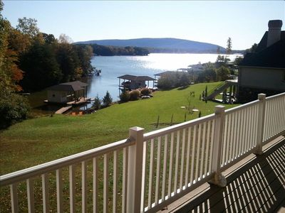 Photo for Ramsey's Retreat- Relaxing Get Away Beautiful Views- Paddle Boat