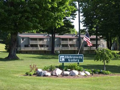 Photo for Completely updated Harbor Springs condo