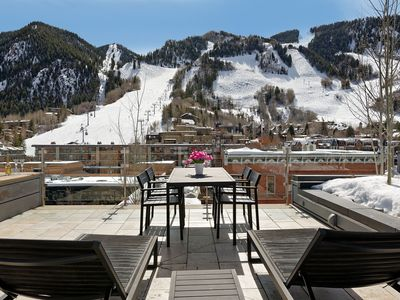 Photo for Luxury Four Bedroom Aspen Core Penthouse - Available for Food & Wine 2019