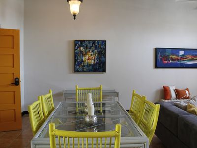 Photo for Naranja Dulce - Beautiful Apartment in the heart of the Colonial City