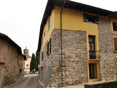 Photo for Olga's house is located in the historic center of Padenghe sul Garda ricavat