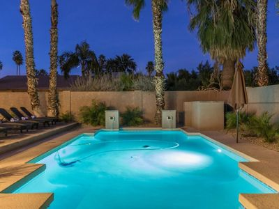 Photo for VE Scottsdale's Best Sleep 24 Home ❤️ Near Events-Old Town,Best Golf-Dine-Heated Pool-Spa-Volleyball