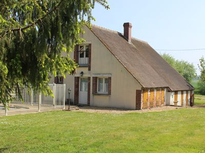 Photo for Cottage in the countryside with unheated pool