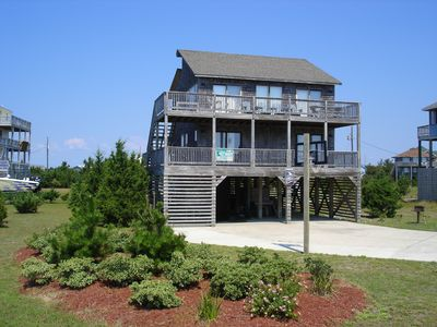 Photo for Moondance - One Lot From Oceanfront, Pool, Hot Tub, Quiet Neighborhood, Big View