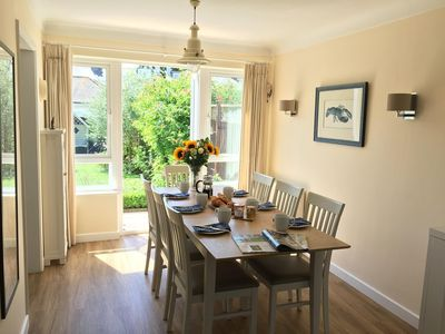 Photo for Luxury 3 bedroom house in central Chichester; quiet location with parking