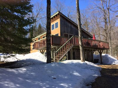 Photo for Four Season Recreational Retreat in the North Woods