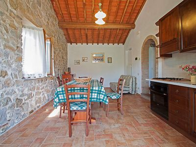 Photo for Vacation home Querce in Sassetta - 6 persons, 2 bedrooms
