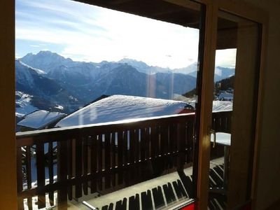 Photo for One bedroom Apartment, sleeps 3 in Bettmeralp