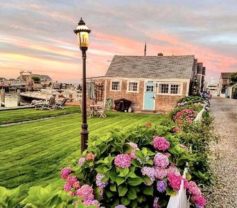 Photo for Iconic Lydia Cottage, Old North Wharf - Comes With Boat Slip + Parking