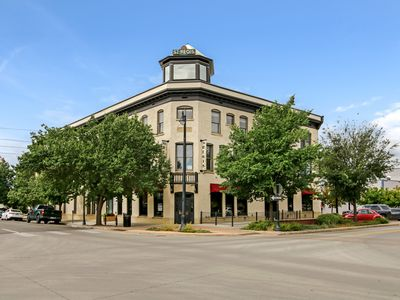 Photo for Downtown Loft in Historic Building 1 Block from Main St.