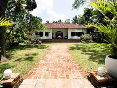 Photo for Original Dutch Colonial  Villa in Galle