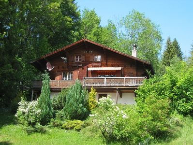 Chalet La Grand Ourse- Summer