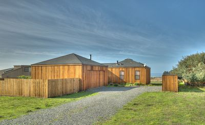 Photo for Dacha: 1  BR, 1.5  BA House in Sea Ranch, Sleeps 2