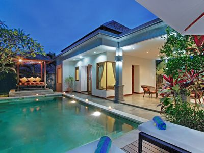 Photo for Book 1 Bedroom stay at 2 Bedrooms near ECHO BEACH Canggu, Pool, Housekeeping