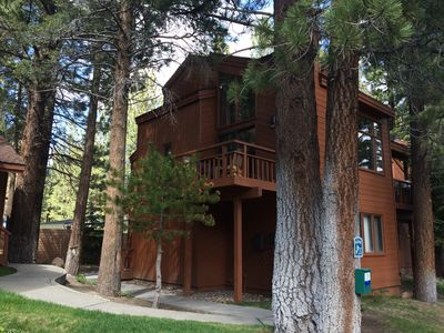Great location near hiking, biking, golfing, fishing, and skiing.