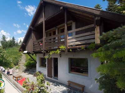Photo for La Darse, Chalet sleeps 10 in the village of Villard Reculas, Alpe d'Huez.