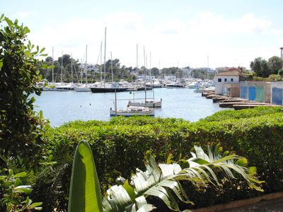 Photo for 3 Bed, 3 Bath Front Line  Marina Villa In Old Town Cala D´or