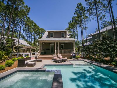 Photo for *37 Royal Fern* Beautiful 4 Bedroom 3.5 Bath with PRIVATE POOL - Sleeps 12 Perfect family location