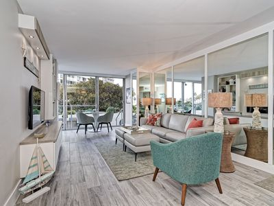 Photo for Best Beach in the USA-Beautifully Remodeled Condo!