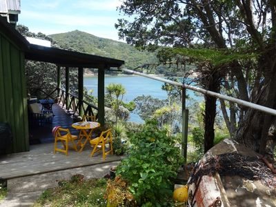 Photo for Taraire Cottage Waterfront Setting