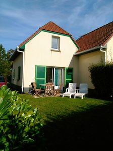 Photo for Holiday house, located area of ​​the pines in Stella Plages, near Le Touquet
