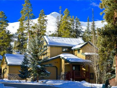Photo for Spacious, Luxurious Mountain House- Right on the Breck Nordic Center!