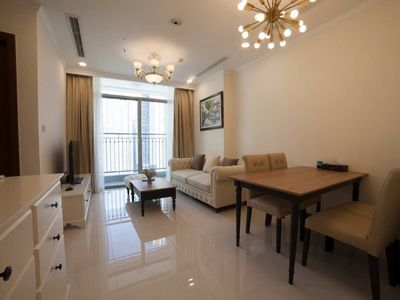 Photo for YUSTAY | SPACIOUS Service Apartment at Vinhomes