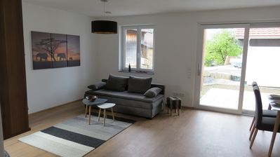 Photo for Modern new apartment in Berghof