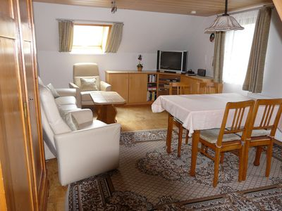 Photo for Apartment. 2-5 people - 2 bedrooms in Todtnauberg / Black Forest Feldberg