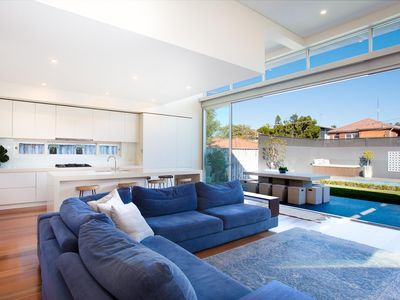 Photo for SEA SPRAY (H696) - Family House with Pool, Walk to Maroubra Beach