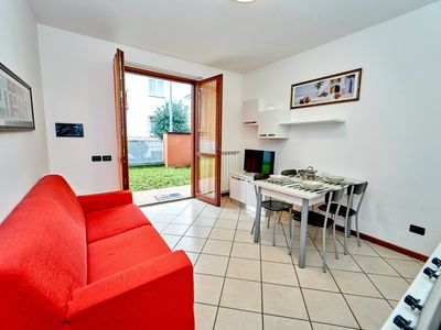Photo for Affittimoderni Bergamo Curno - CUMA08 - Apartment for 4 people in Curno