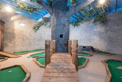 Beyond Expectations - Private Indoor Putt-Putt Course