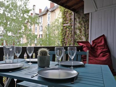 Photo for La Terrasse Carnot in Annecy downtown