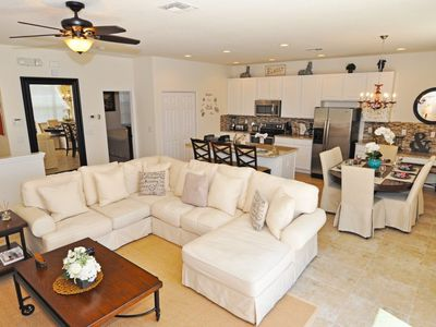 Photo for Bella Vida 4 Bedroom 3 Bath Town Home with Pool. 601LFD