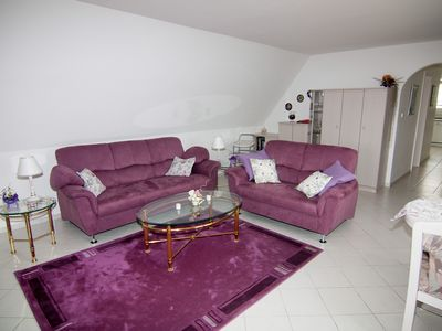 Photo for Quiet apartment in the Baltic resort Timmendorfer beach