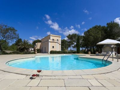 Photo for Corsari Holiday Home, Sleeps 10 with Pool, Air Con and WiFi