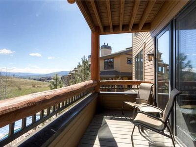 Photo for Great Slope Side Condo w/ Amazing Summer Views and Onsite Pool & Hot Tub